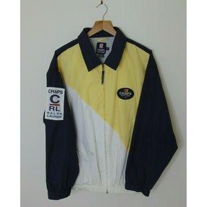 Chaps Ralph Lauren M Windbreaker Jacket Color